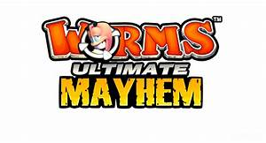 The gallery for --> Lost Mayhem Logo