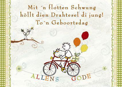 fahrradluftballonsplattdeutschgeburtstag platt