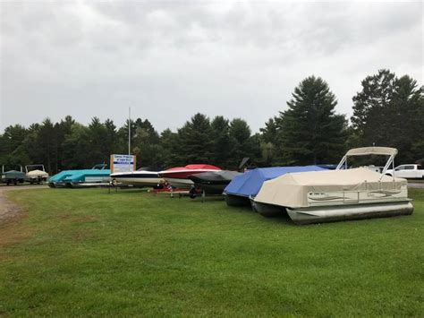 Custom Boat Covers Fenelon Falls by Canvas Products Of Eagle River Posts