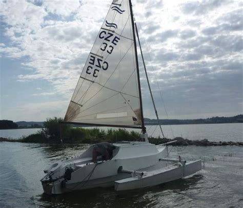 Trimaran Dinghy by From Finn Dinghies To Small Trimarans Small Trimarans