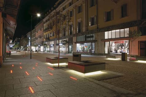 Illuminazione Urbana by Scenari Luminosi In Citt 224 E Percezioni Emotive Dell Utente