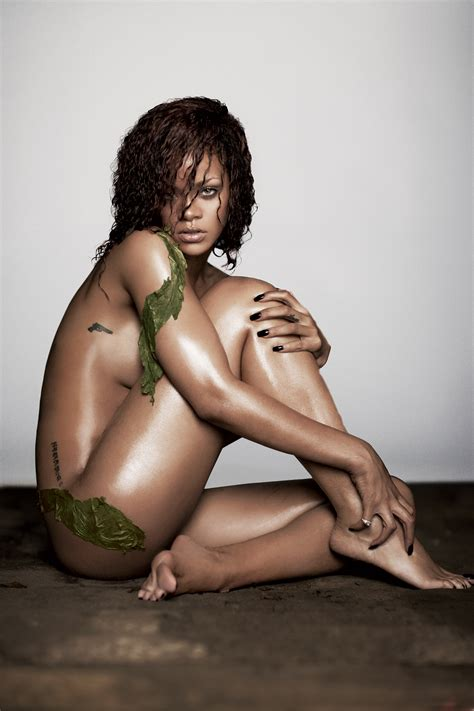 Rihanna Interview Esquire Sexiest Woman Alive Interview