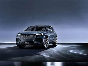 Audi E Tron : audi q4 etron concept aims to practical with four doors ~ Melissatoandfro.com Idées de Décoration