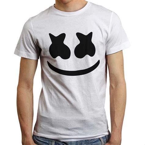 jual buy 1 get 1 free kaos dj marshmello 1 hitam t shirt marshmallow marshmellow edm