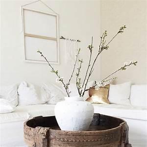 Table Tres Basse : table basse tr s boh me petite lily interiors ~ Teatrodelosmanantiales.com Idées de Décoration