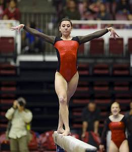 Crunch time as Women's Gymnastics heads to NCAAs – The ...