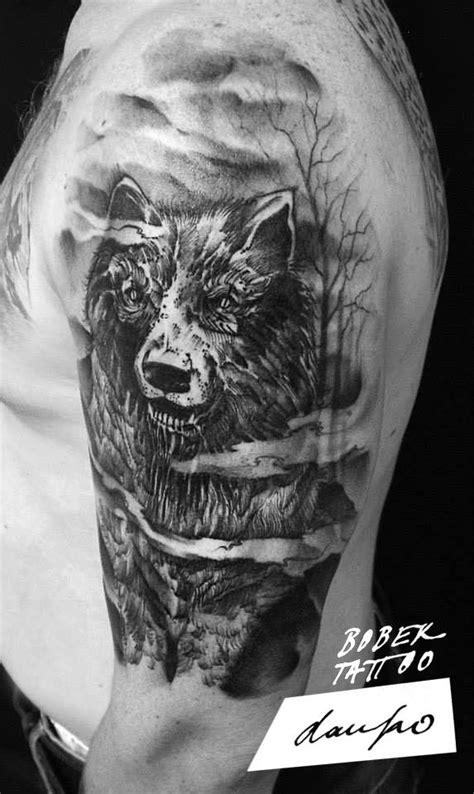 42+ Latest Wolf Tattoos Designs