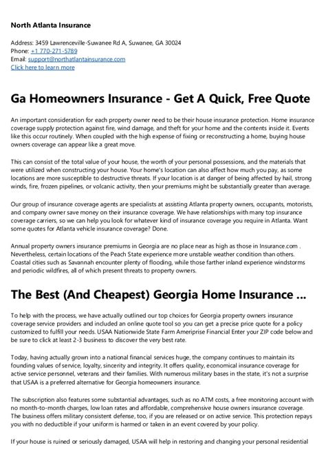 Georgia home insurance customize your homeowners coverage homeowners in georgia face many challenges throughout the year. 7 Things About Homeowners Insurance In Dahlonega Ga You'll ...