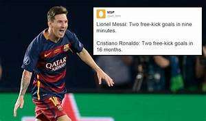 Lionel Messi: Stats show Barcelona star is now better than ...