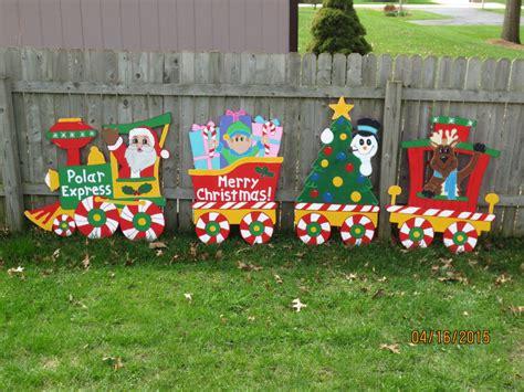 pin  alexia smith  christmas diy  christmas yard