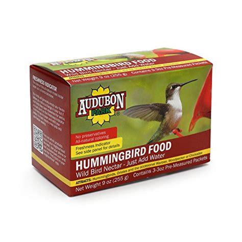 audubon park 1661 hummingbird food nectar powder 9 ounce