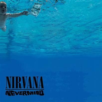 Gifs Nirvana Nevermind Albuns Capas Album Como
