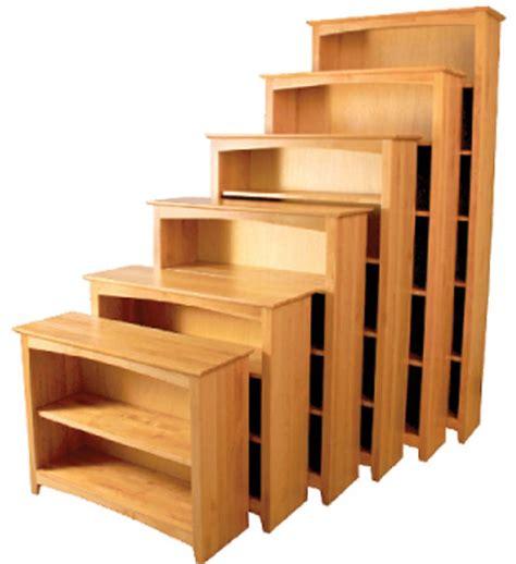 Bookcase Furniture Store by Archbold Furniture Alder Bookcase Oak Factory Outlet