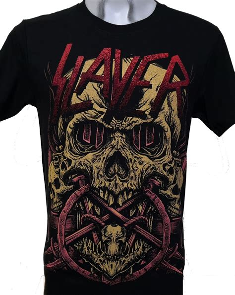Slayer t-shirt size XXL – RoxxBKK