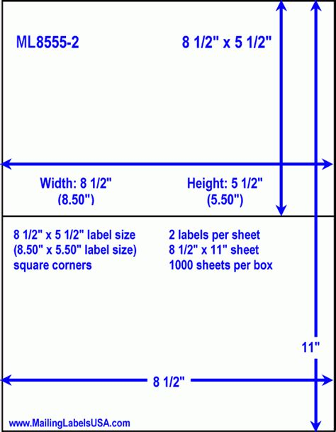 Avery 5126 Template by Half Sheet Labels Blank Half Sheet Labels Similar To