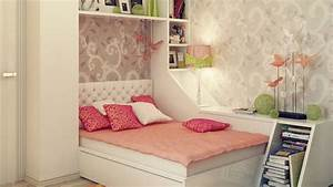 20 stylish teenage girls bedroom ideas home design lover for Room ideas for teens teenage girls bedroom