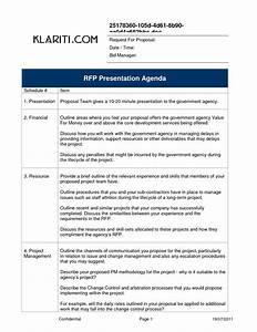 format of a mini thesis copywriteropeningswebfc2com With rfp presentation template
