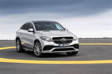 Mercedes-AMG GLE Coupe (C292) specs & photos - 2015, 2016 ...