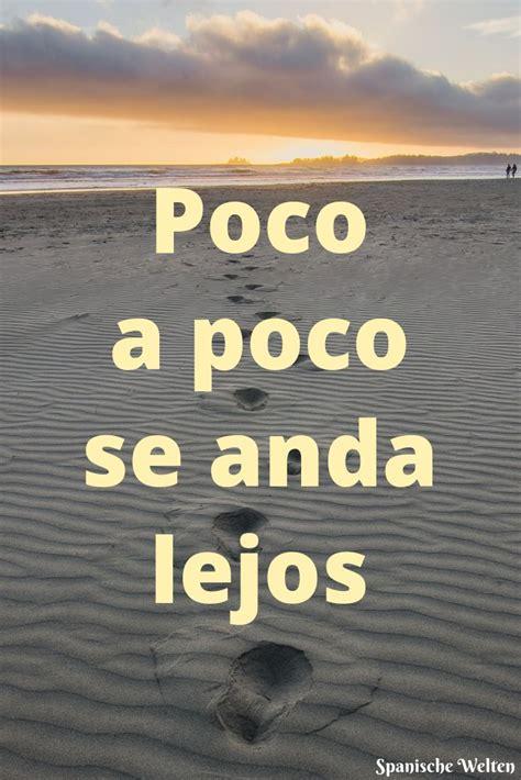 spanische weisheiten spanisch spanisch vokabeln und