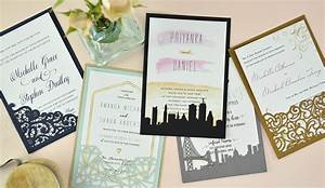 how to diy laser wedding invitations with slide in cards With homemade laser cut wedding invitations