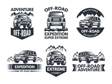 Royalty Free Off Road Vehicle Clip Art, Vector Images
