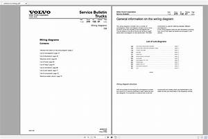 Volvo Vm Trucks Service Manual Buses  U0026 Wiring Diagrams