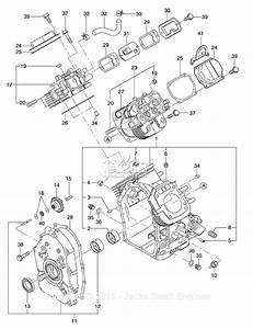 robin subaru rgv13100t parts diagram for crankcase With robin subaru ex13 parts diagrams for crankcase
