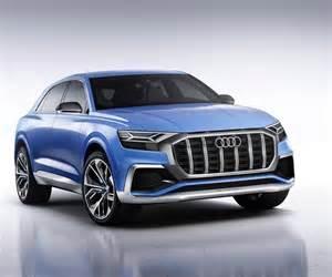 Audi Q8 e-tron Concept Will Challenge X6 and GLE Coupe