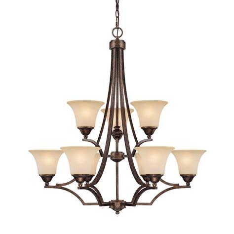 rustic chandelier lighting capital lighting 4029rt 107 towne country 9 light rustic