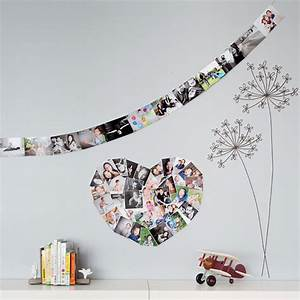 photo wall collage without frames 17 layout ideas With photo wall art