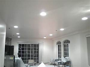 How To Install Recessed Lights With Attic Access