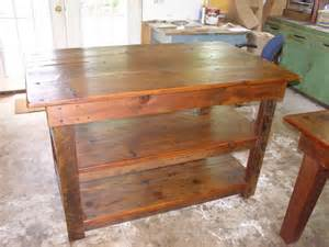 primitive kitchen island primitivefolks rustic pine farm tables country harvest tables kitchen islands more made