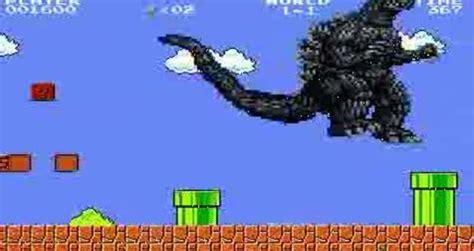 Godzilla Vs The Mushroom Kingdom Videos Metatube