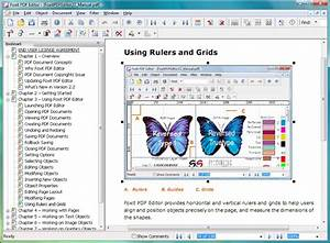 Foxit advanced pdf editor 3040 free download software for Pdf documents editor free download