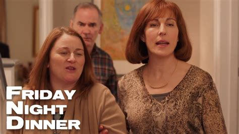 Not All Jews Are Bad   Friday Night Dinner - YouTube