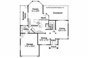 southwest house plans bellaire 11 050 associated designs