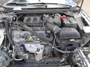 Ford Edge 2007 Engine Youtube