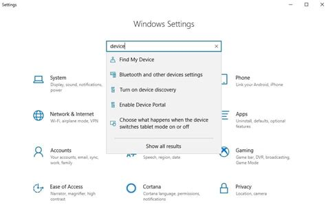 start menu cortana and taskbar search not working windows 10 version 1803