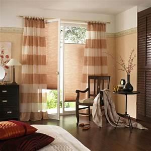 37 gardinendekoration beispiele fur ihr zuhause for Gardinen schlafzimmer modern