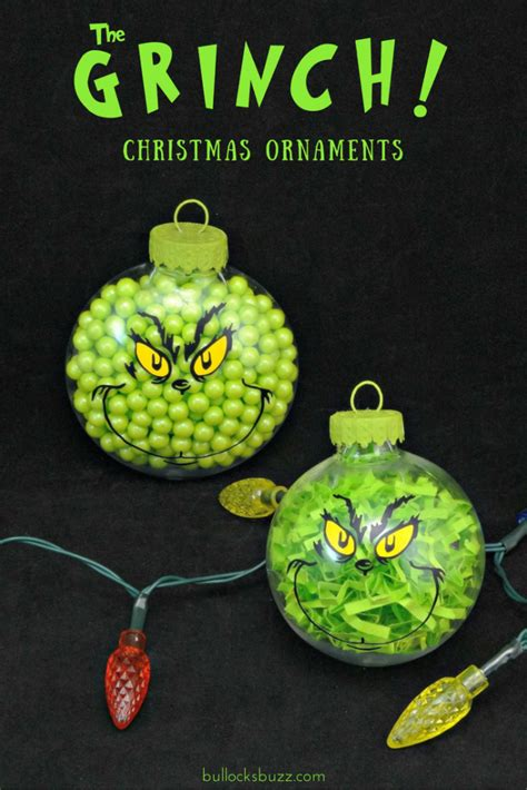 grinch christmas crafts    holiday season