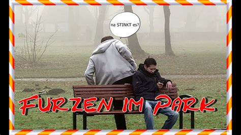 furzen im park street comedy  scorregge sulla gente