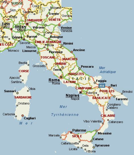 Traduction Carte Restaurant Italien by Synonymes Dialectaux Italien