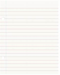 Notebook Paper Background - ClipArt Best