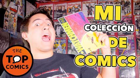 best comics mi colecci 243 n de c 243 mics l the top comics