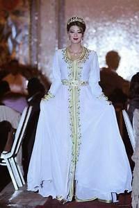 Robe De Mariage Marocaine : robes de mode robe de soiree mariage marocain ~ Preciouscoupons.com Idées de Décoration