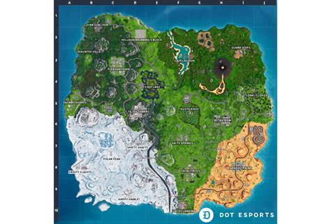 Fortnite Season 8: New Map, Map Changes, New Locations ...