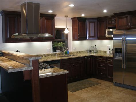 renovated kitchen ideas kitchen remodel bay easy construction