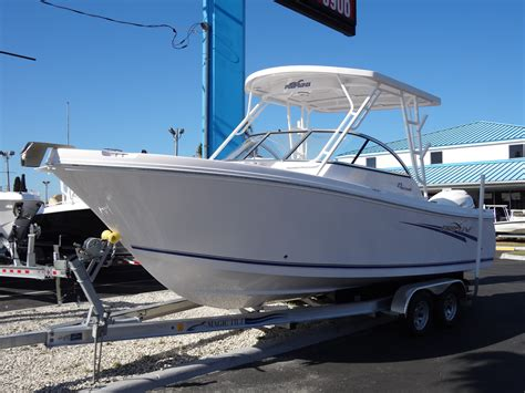 Used Proline Boats by Proline 23 Dual Console Boats For Sale Boats