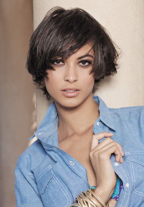 cute hairstyles for thick short hair cute short haircuts for thick hair
