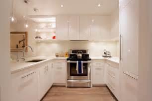 cuisine meuble cuisine blanc laque fonctionnalies de